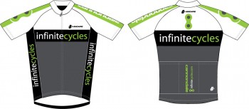 Infinite Cycles Retr09 Club Jersey