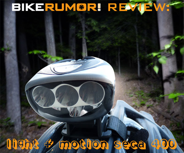 Light and Motion Seca 400 Review