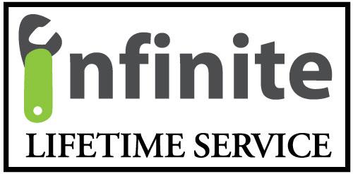 Infinite Lifetime Service Logo