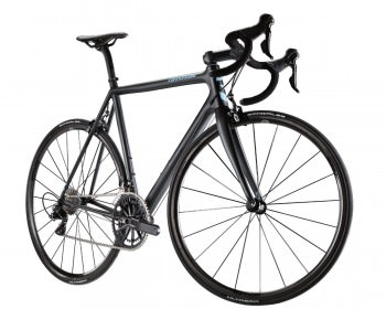2013 Cannondale SuperSix Evo Black Inc - Hero Shot