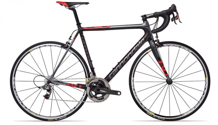 2013 Cannondale SuperSix EVO 2 Red