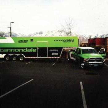 Demo Truck Photo at Riverton