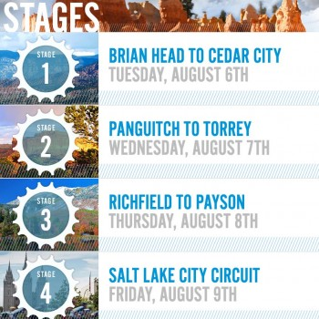 Tour of Utah Stages Square