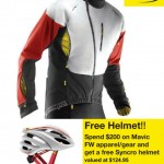 Mavic Syncro Promotion