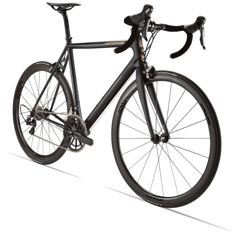 Bikes Inc. Cannondale EVO Black Inc