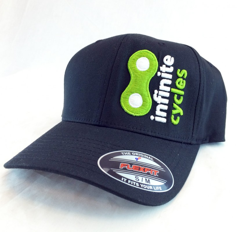 Infinite Cycles 2014 Cap - Black