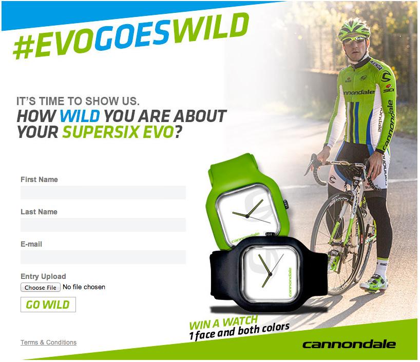 Evo Goes Wild