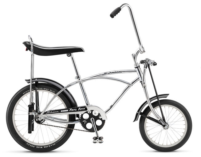 Limited Edition Schwinn Fritz Fifty Sting-Ray