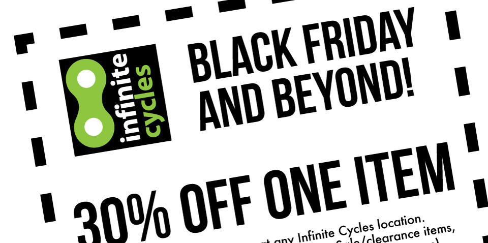 Bikes And Beyond Coupon Black Friday and Beyond