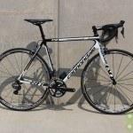 Cannondale 2014 EVO Ultegra Di2 54cm Black & White Used Demo Bike - Demo10