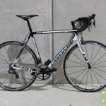 Cannondale 2014 EVO Ultegra Di2 56cm Black & White Used Demo Bike - Demo12