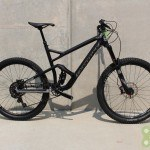 Cannondale 2016 Jekyll Carbon 2 Large BBQ Black Used Demo Bike - Demo80