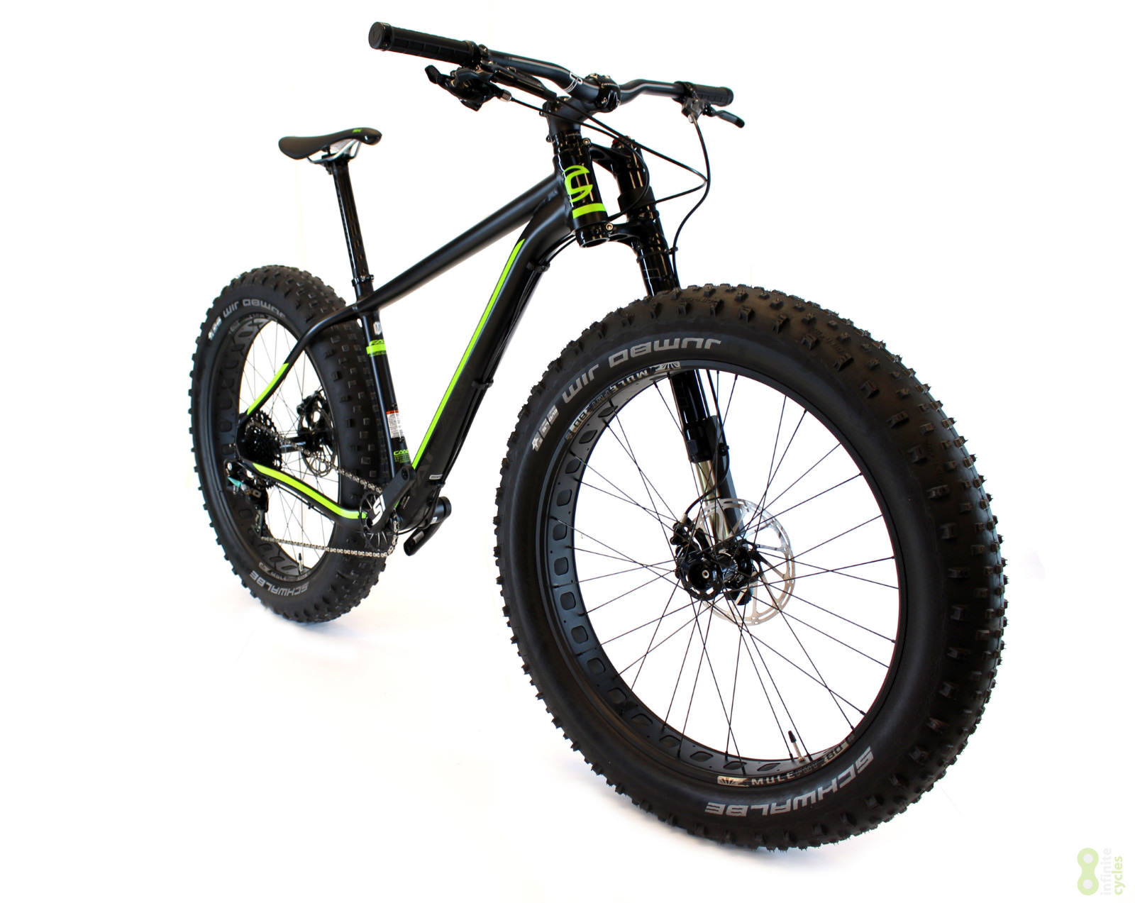 Arrived 2016 Cannondale Fat Caad 1 Fat Bike Infinite Cycles