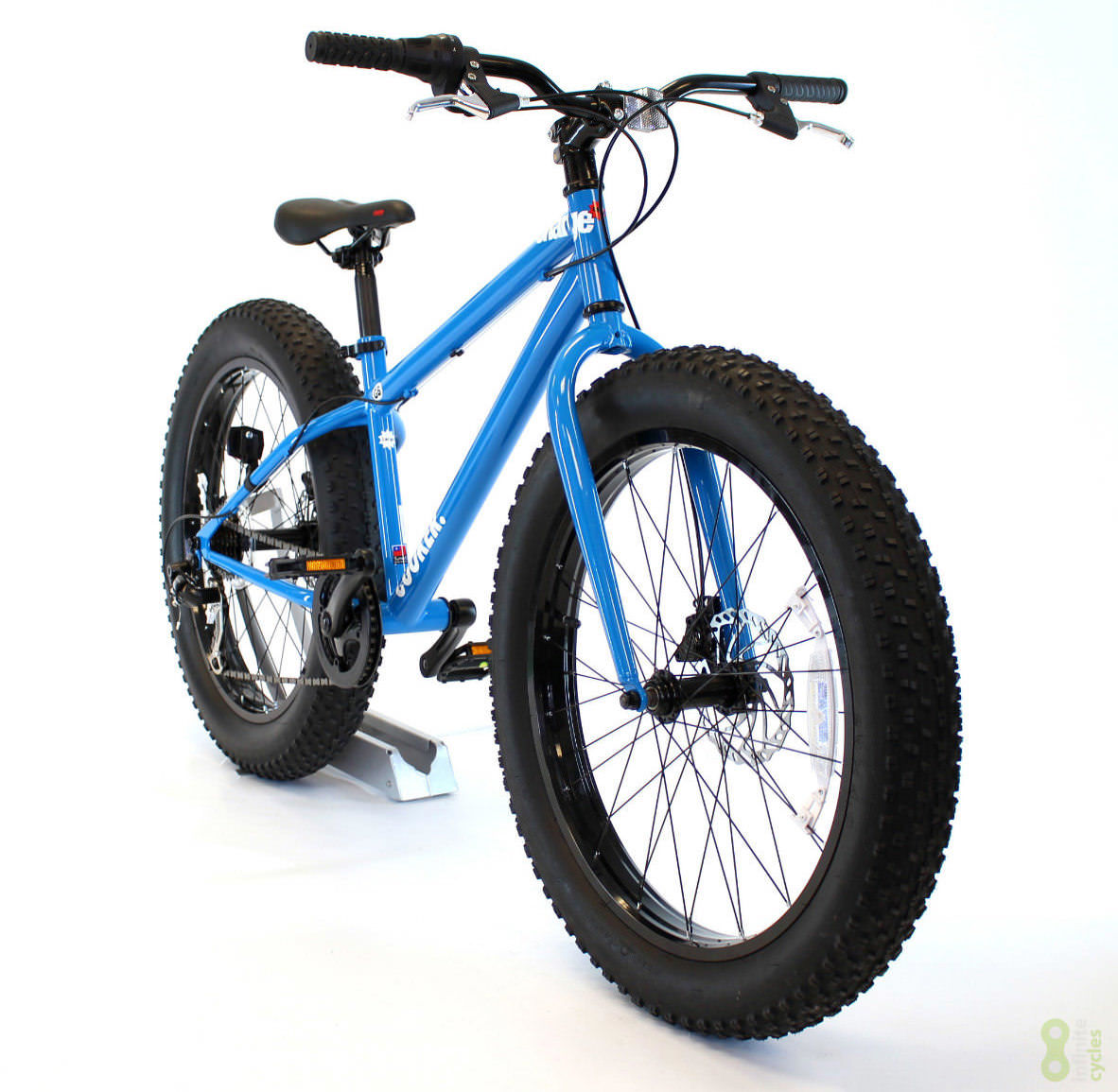Arrived Charge Cooker 24 Kids Fat Bike Infinite Cycles Bike Shop